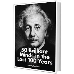 A collection of both conventional and controversial inventors, entrepreneurs, scientists, and philosophers of the last 100 years. $9.67