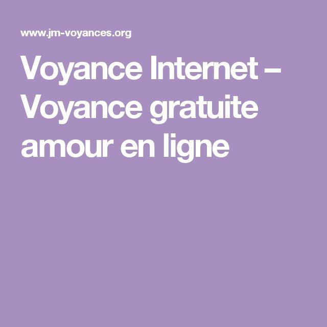 Voyance Internet – Voyance gratuite amour en ligne