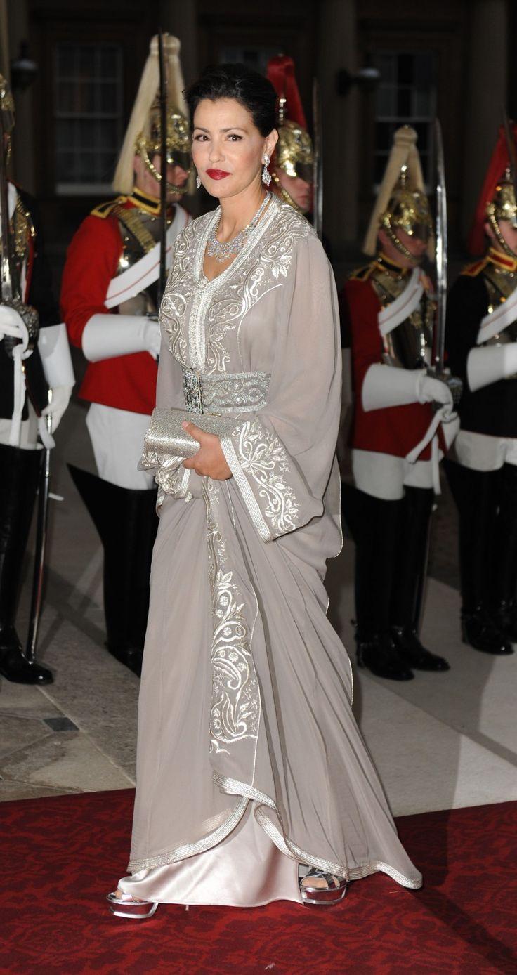 Happy birthday to Princess Lalla Meryem of Morocco!                                                                                                                                                                                 More
