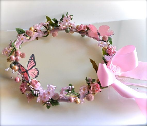 Hey, I found this really awesome Etsy listing at http://www.etsy.com/listing/155126051/flower-girl-floral-wreath-circelet