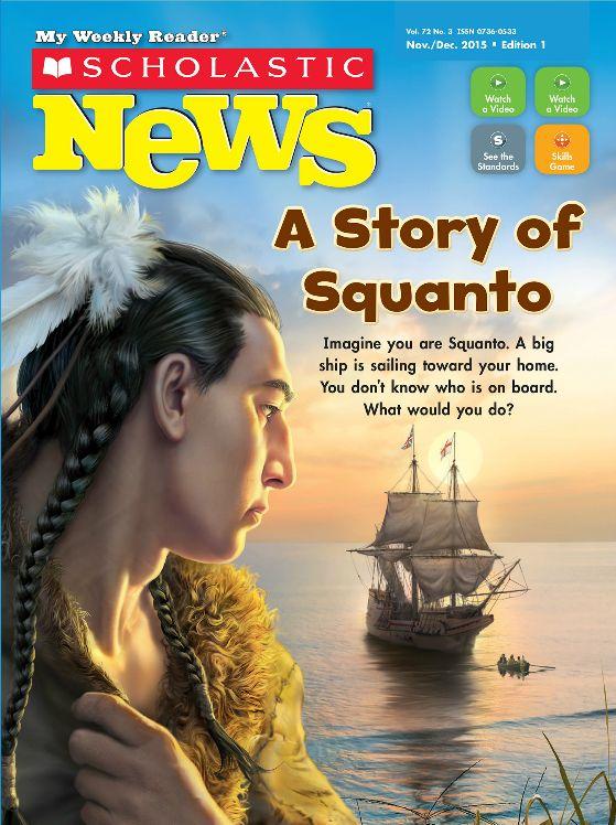 17 Best images about Scholastic News: Current Nonfiction on ...