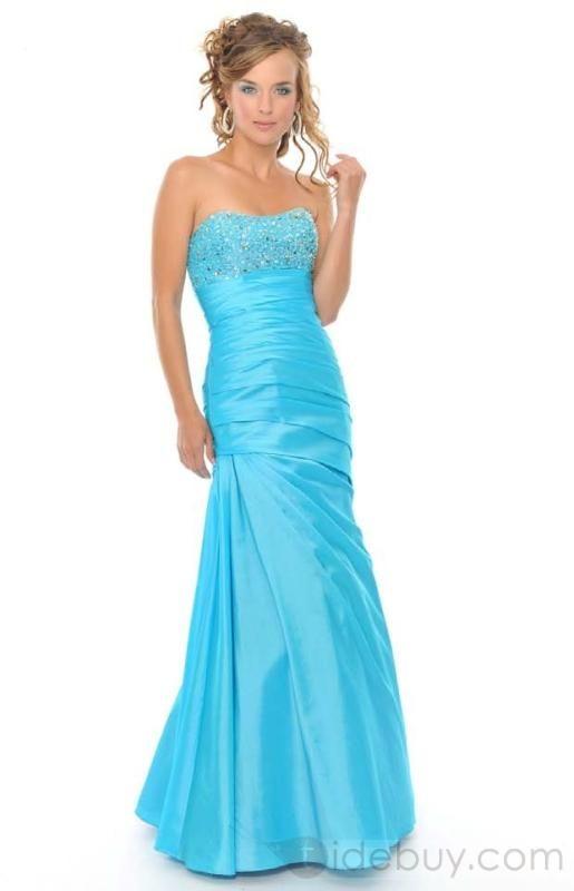 Wedding Dresses For Rent Dublin : Sexy column sheath sweetheart neckline prom dresses