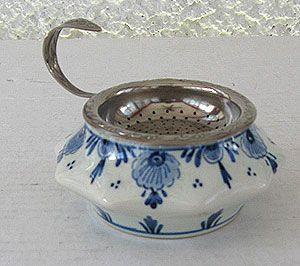 Delft Tea Strainer