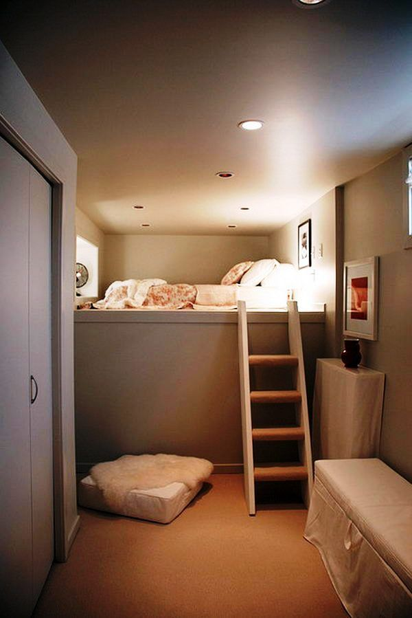 awesome basement bedroom ideas love this you can always use a extra bedroom