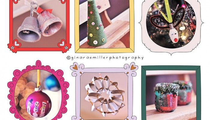 recycled craft ideas | christmas 2010