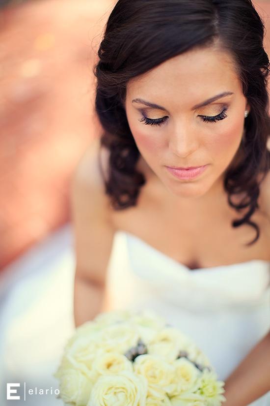fall wedding, half up wedding hair #weddings #brides #fallwedding #weddingbeauty