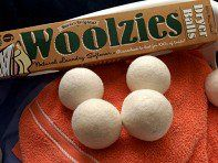 Wool Dryer Balls - PVC Free Laundry Balls from Woolzies