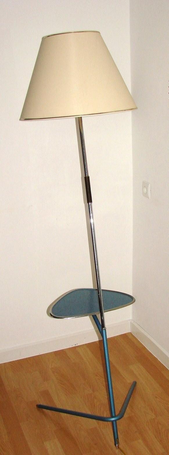 Lampa podłogowa w stylu A.Gałecki (Antyki i Sztuka Antyki Oświetlenie Lampy podłogowe)