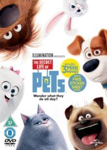 The Secret Life of Pets, DVD