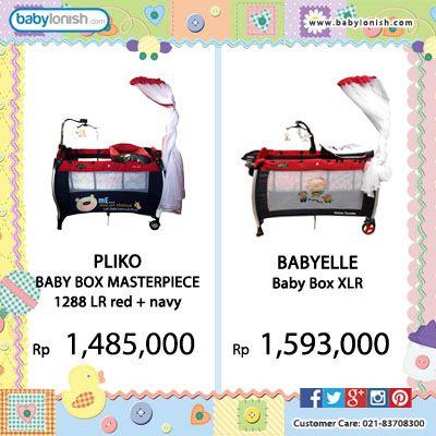 Dapatkan berbagai peralatan bayi super murah dengan variasi yang lengkap hanya di www.babylonish.com  Gratis ongkir Jabodetabek.