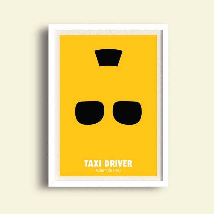 taxi driver poster afiche pelicula