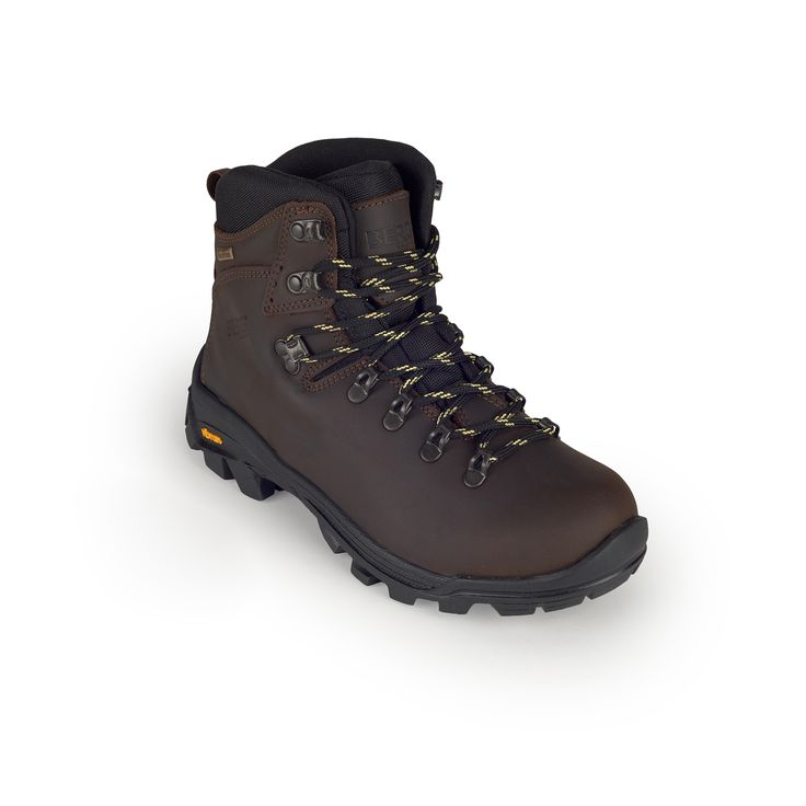 A highly sturdy and stable waterproof boot designed to perfectly adjust to women's feet for intense use in all unpredictable terrains and weathers.