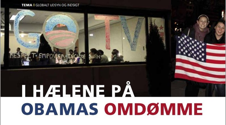 "Her kan du læse den artikel jeg har skrevet til Dansk Kommunikationsforenings blad ""Kommunikatøren"" om at være i hælene på Obamas omdømme."