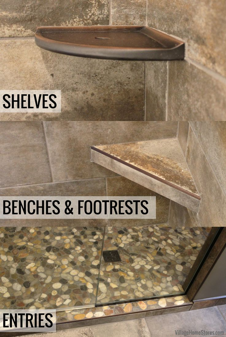 109 best flooring and tile images on pinterest basement basement tiled shower have many elements to select like shelves benches footrests and entries dailygadgetfo Image collections