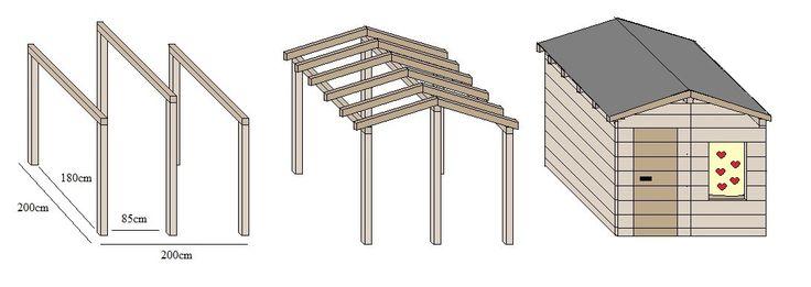 spielhaus selber bauen diy pinterest spielhaus. Black Bedroom Furniture Sets. Home Design Ideas