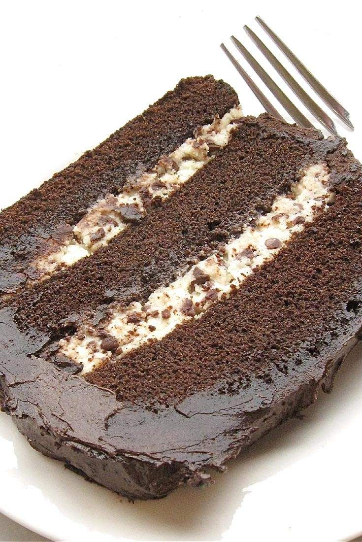 Chocolate Cassata Recipe