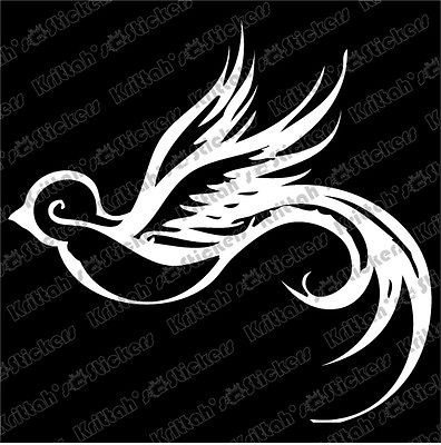 tribal bird tattoo - Google Search