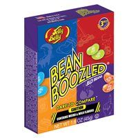 JELLY BELLY BEANS BEANBOOZLED BOX - WEIRD AND WILD FLAVORS!