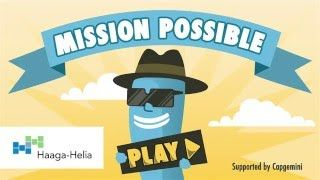 #MissionPossible? #NOT #lHaagaHelia
