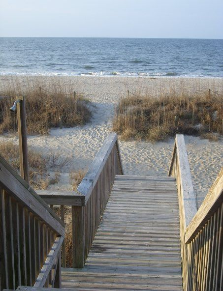 Oak Island, NC The very best place to be.