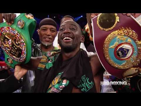 Terence Crawford on Fighting in his Hometown and Hope to Face Pacquiao (HBO Boxing)