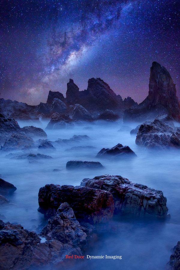 Milkyway, Burgess Beach, NSW, Australia