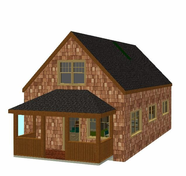1000 Ideas About Cabin Plans With Loft On Pinterest