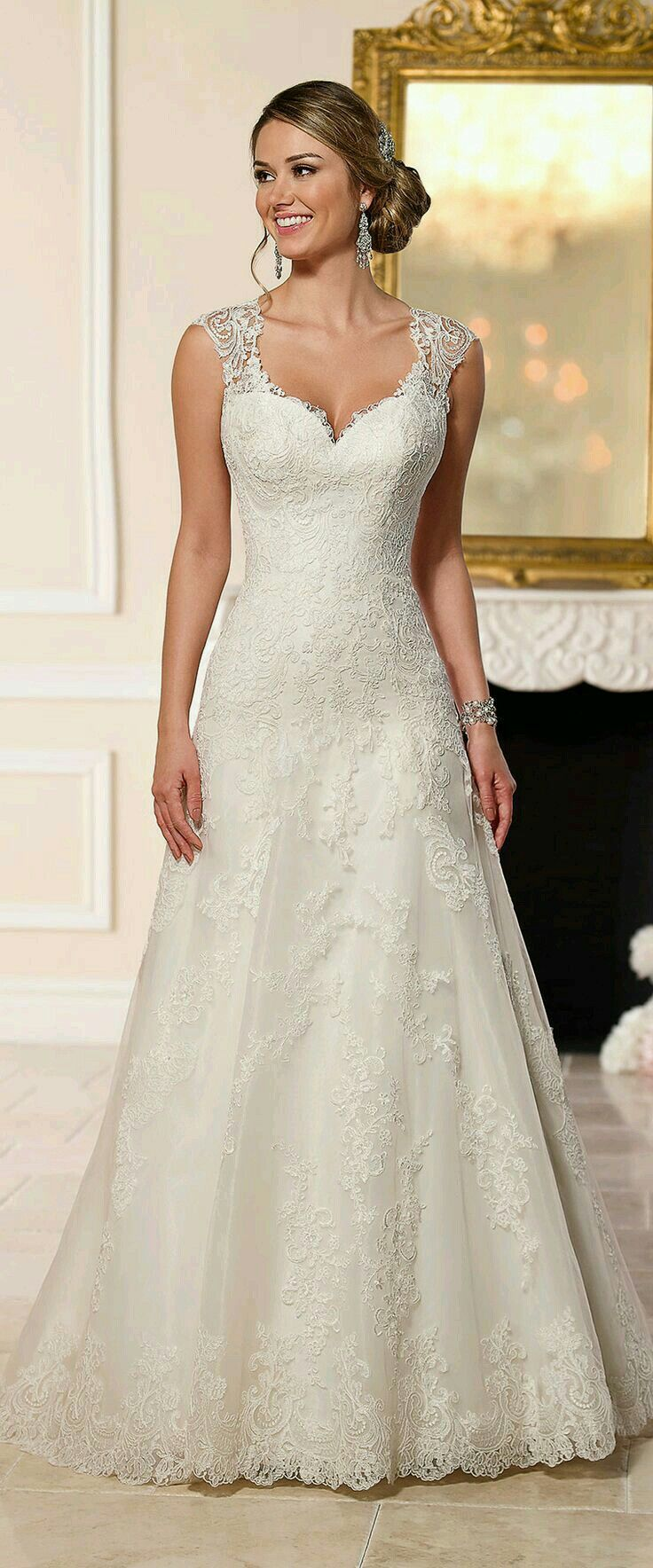 37 best Hochzeitskleider images on Pinterest   Hochzeiten, Kleid ...