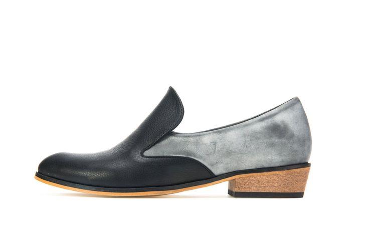 Handmade item Materials: Wood Heels, Leather, Leather Lining Ships worldwide from Tel Aviv, Israel