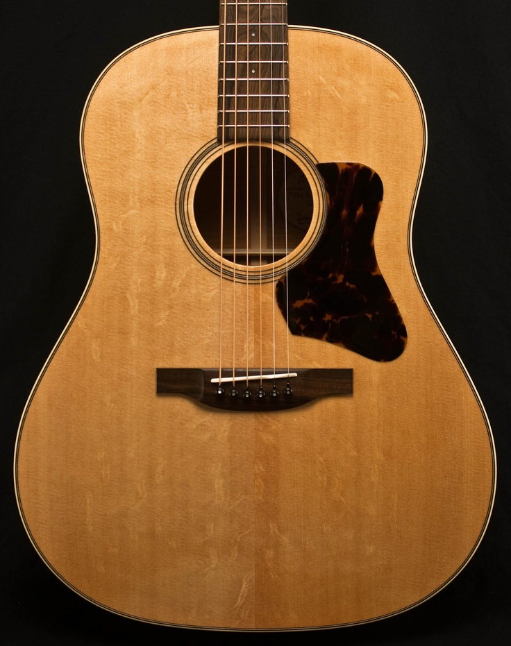 Bourgeois Banjo Killer Slope D Acoustic Guitar    this exact guitar is in review in the august addition of guitar player magazine