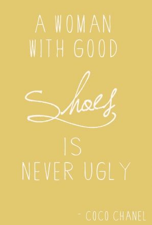 I mean yeah, shoes help. #Quotes #Sayings #Phrases #Inspiration #Determination #Motivation