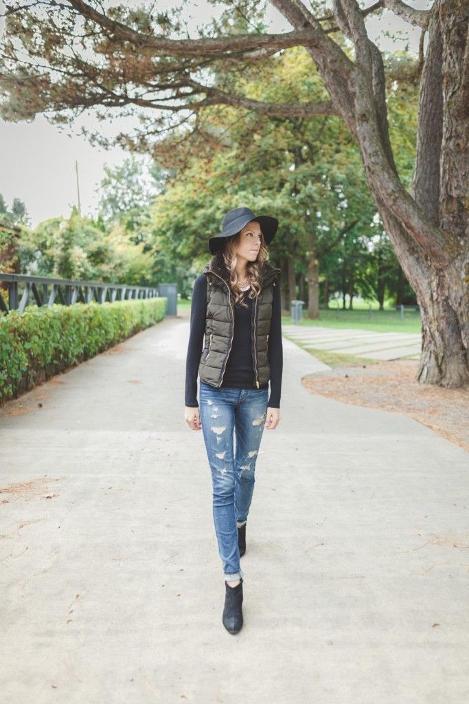 Fall outfit - Arrow & Lace