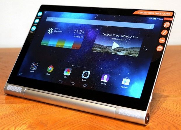 We take a look at something a little different from Lenovo here. Lenovo YOGA Tablet 2 Pro With Built-In Projector Review Read more at http://hothardware.com/reviews/lenovo-yoga-tablet-2-pro-review#xKiymZfyctq1VYUq.99 #Android #YogaTablet2Pro #Projector #Lenovo