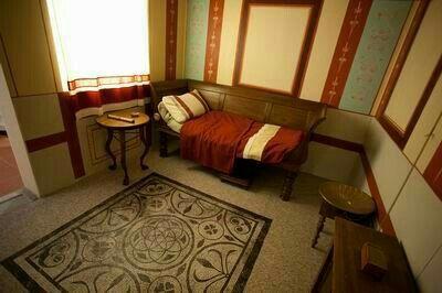 Antica stanza romana