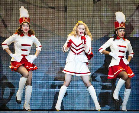 Madonna, Air Canada Centre, September 2012