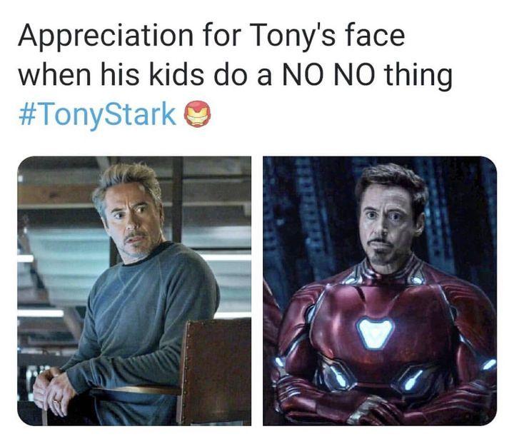 Marvel Memes Best Dad Ever Change My Mind Marvel Memes Avengers Funny Marvel Jokes