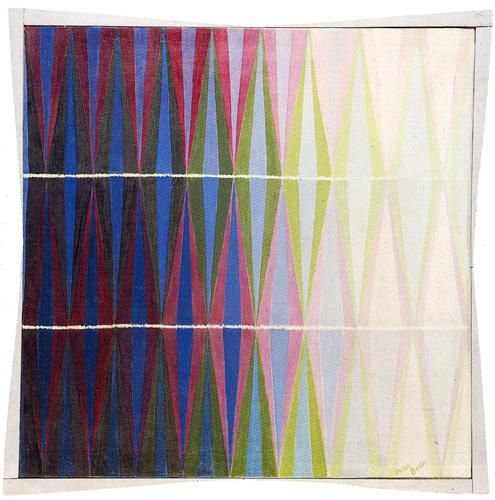 Iridescent Interpenetration No.7 - Giacomo Balla