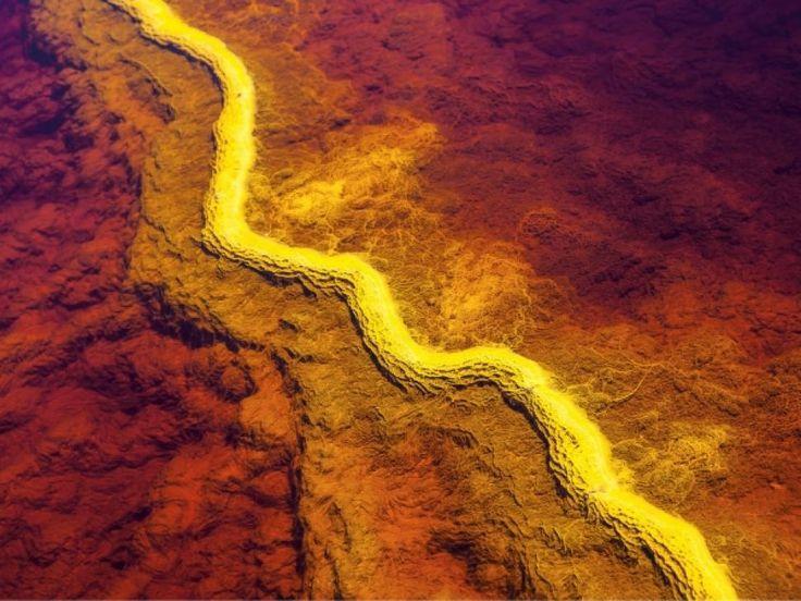 spain rio tinto red river - Google Search