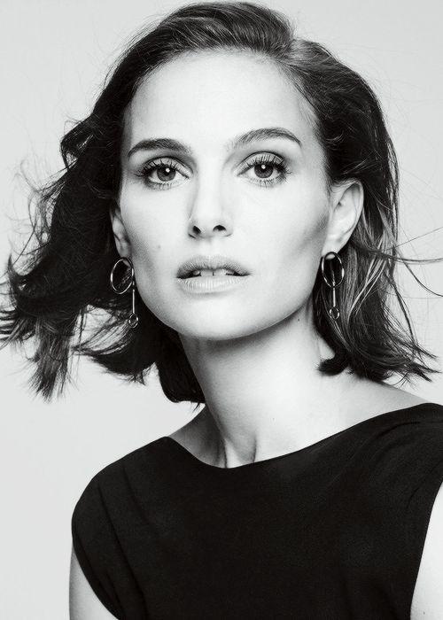 Natalie Portman photographed by Johan Sandberg for InStyle magazine (December 2015)