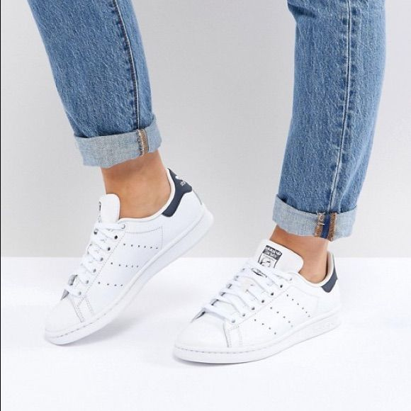 Adidas Stan Smith Sneakers Navy Blue in