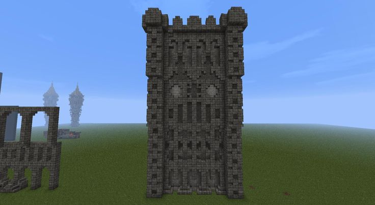 Need help with tall walls. - Screenshots - Show Your Creation - Minecraft Forum - Minecraft Forum