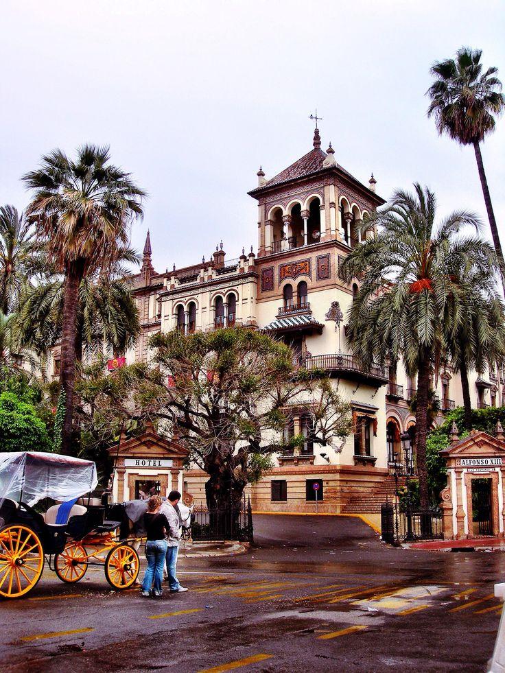 Hotel Alfonso XIII (Sevilla - Spain)