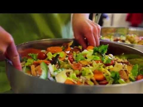 A Delicious Meal Like No Other! Refugee Action Big Night In box with the Spicery - YouTube