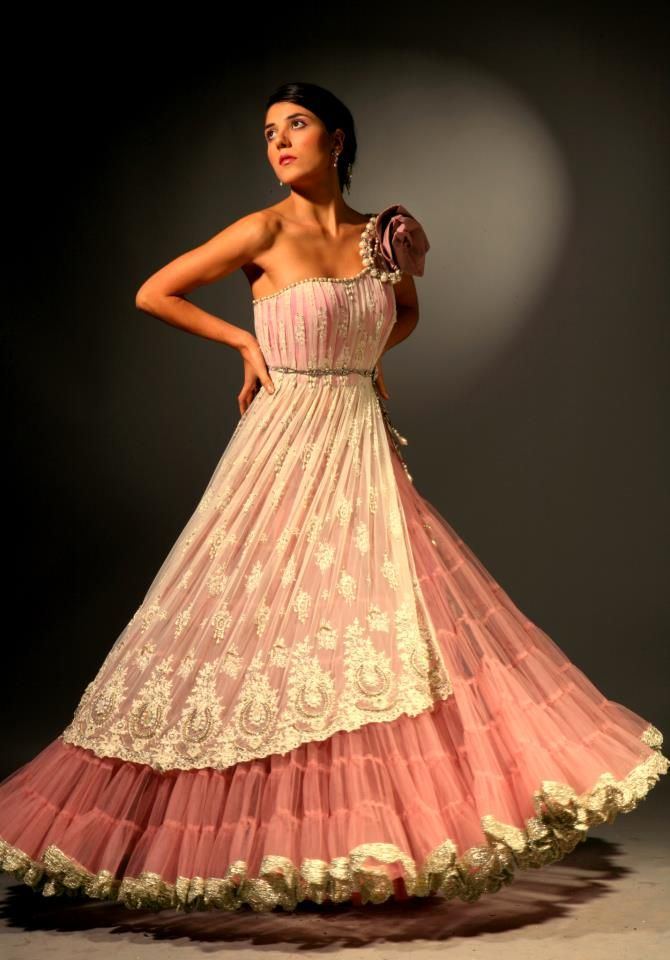 Anarkali by Mansi Malhotra London