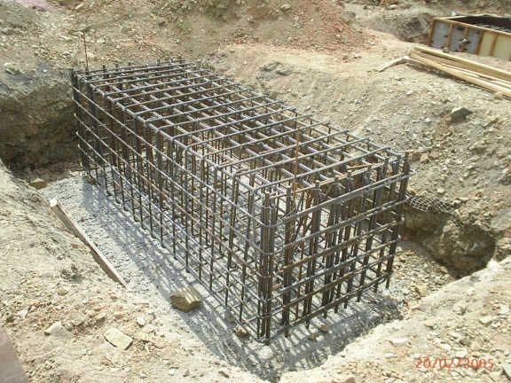 pile foundation construction procedure pdf