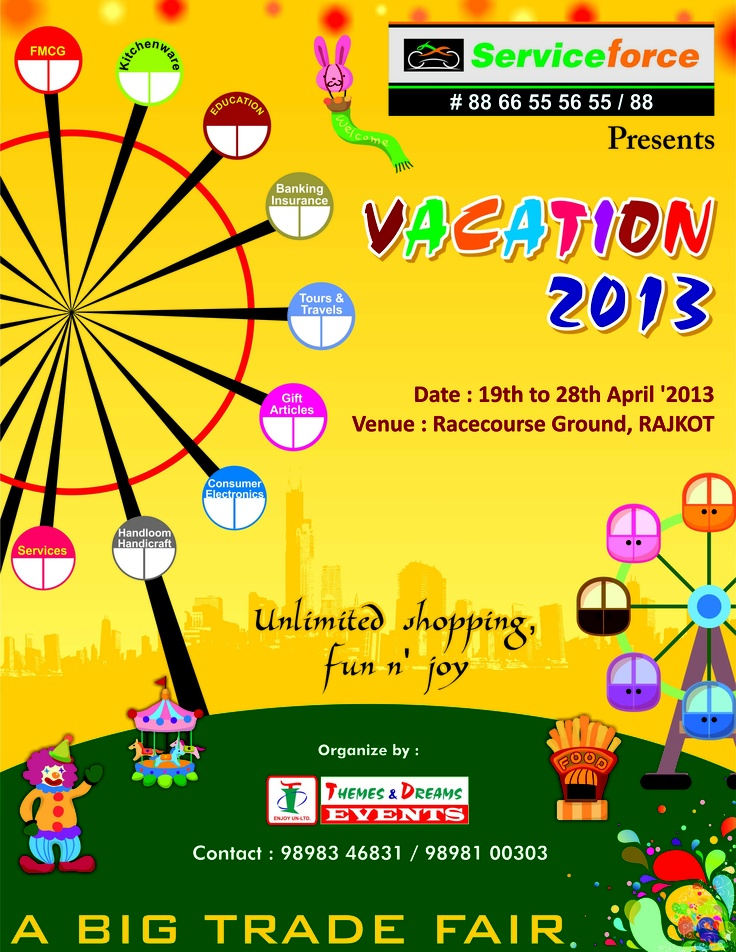 VACATION 2013 - Rajkot