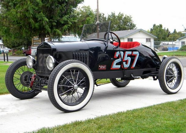 Ford Model A Speedster | Speedsters & Vintage Racers | Gt ...