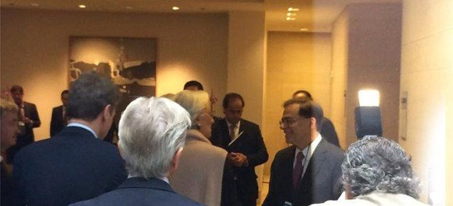 D.S.: O Χαρδούβελης ζήτησε την απεμπλοκή από το ΔΝΤ - Λα...