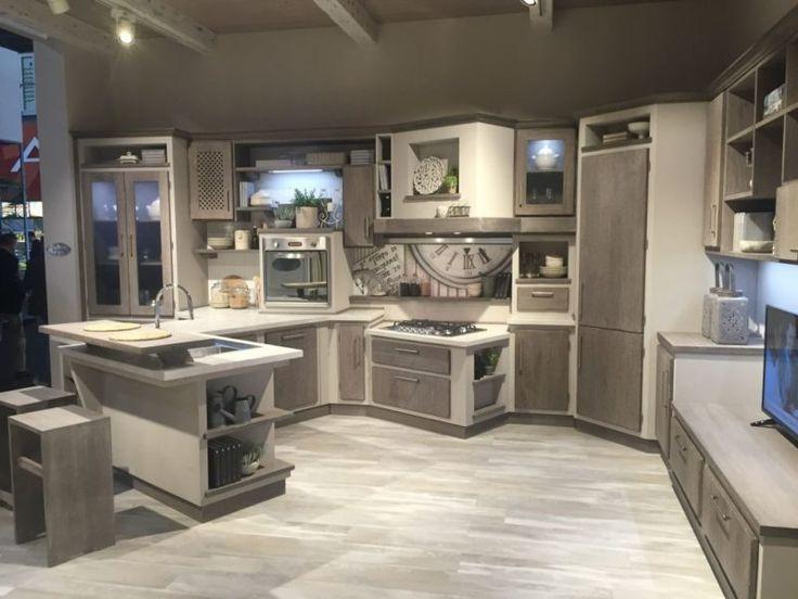 Кухонные шкафы со стеклянными дверцами