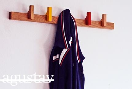 agustav furniture & design coat rack
